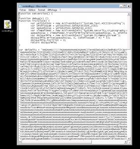 JScript cleaned