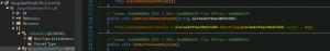 22 last bytes of it's own code