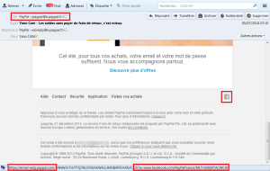 Vulnérabilité Open-Redirect au sein de PayPal