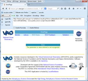 NASA HEASARC RXSS patch