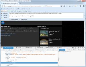 NASA.gov DOM-RXSS script tag filtered