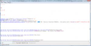 RXSS classique source code