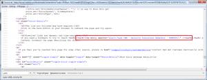 RedHat RXSS source-code