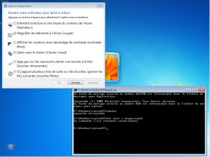 Escalade de privilège avec Magnify sous Windows 7