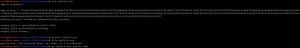 FTP file analysis