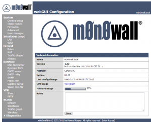 m0n0wall interface web