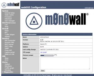 m0n0wall interface web