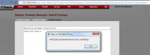 XSS dans le WebGUI de pfSense 2.0.1